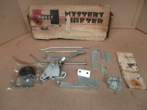 56 57 Ford Mercury Hurst 3 Speed Mystery Shifter Nos M S Fo 5657 Od W Overdrive