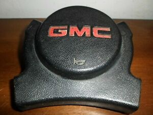 1988 1994 Gmc Truck Suburban Steering Wheel Gmc Center Cap Pad