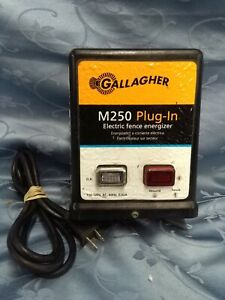 Gallagher M250 Electric Fence Energizer