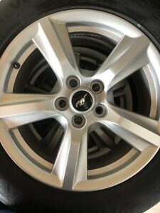 17 Ford Mustang 2017 Oem Wheels Rims Tires 10027 2013 2014 2015 2016 2018 2019