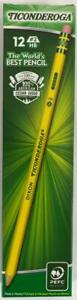 Ticonderoga 12 Count 2 Pencil Sharpened Case Pack Of 120 Ideal For Bulk Buy