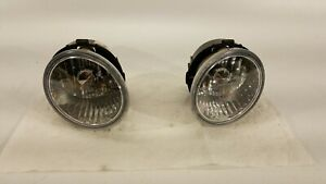 2014 Subaru Legacy Outback Right Left Side Fog Light Halogen Lamp Set 14 Oem