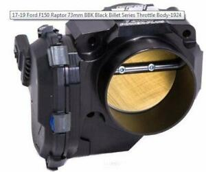 Bbk Bbk1924 For Ford F150 Raptor 3 5l Ecoboost Black Series Billet Throttle Body
