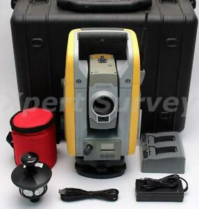 Trimble S6 Dr 300 Plus 3 2 4 Ghz Robotic Autolock Total Station Dr300