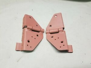 1976 1995 Jeep Cj7 Oem Windshield Frame Hinges Mirror Mount Wrangler Yj
