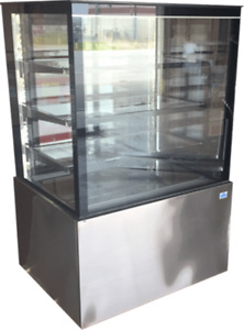 35 Glass Refrigerated Bakery Deli Case Xcd900 3 hc