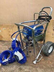Graco Ultimate Mx Ii 1595 Iron Man Electric Airless Paint Sprayer 1095 795 695