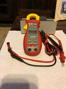 Amprobe Acd 10 Pro Digital Clamp Multimeter With Test Lead