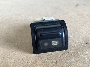 91 94 Toyota Land Cruiser Rear Window Defrost Switch Defroster Fj80 Landcruiser
