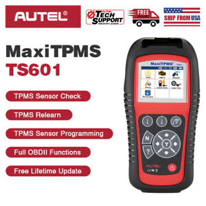 Autel Maxitpms Ts601 Car Tire Pressure Monitoring System Tpms Diagnostic Scanner