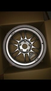 Set Of Enkei Rpf1 Rims