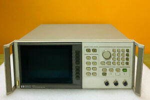 Hp agilent 8757e Scalar Network Analyzer 10 Mhz To 110 Ghz Tested