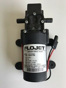 New Flojet Demand Spray Pump Lf172201 Pump And Motor Unit 12 Volt Dc 4 0 Amps