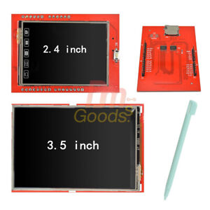 2 4 3 5 Inch Tft Lcd Dispaly Touch Shield Screen Arduino Mega2560 Board Uno R3