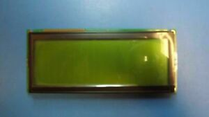 1pc C204dxbsyly6wt55xab Focus Lcd Led Yellow green 5v 20x4 Characters Display