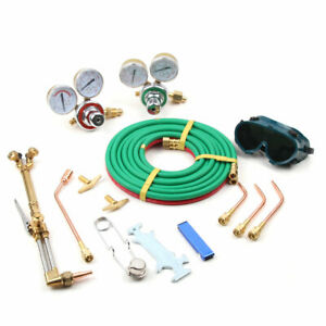 Handle Hiltex Victor Type Gas Welding And Cutting Kit Heating Portable Torch