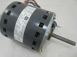 1 Hp York 024 23207 001 Luxaire Ge 5kcp39pgm259s Furnace Blower Fan Motor