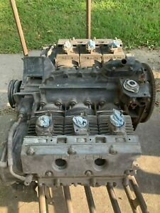 Porsche 911 Aircooled Engine 2 0 Crankcase 2 7 Pistons Cylinders