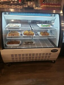 Precision Refrigerated Display Display Case Commercial