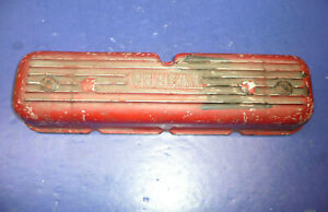 Rare Cragar Ohv Conversion Valve Cover For Ford Model A