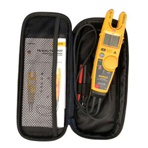Fluke T6 1000 Clamp Meter Electrical Tester Fieldsense Technology