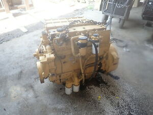 Caterpillar 3056 Turbo Diesel Engine Good Runner Perkins 1006 204 5211 Cat