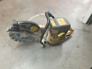 Partner K650 Active Iii 12 Gas Powered Concrete Cut Off Saw