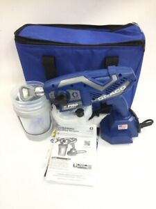 Graco Tc Pro Corded Airless Paint Sprayer 17n163 ie tw pbr022541