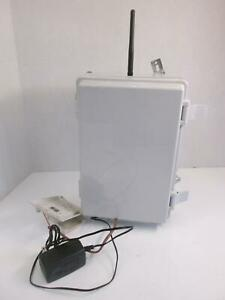 Sensaphone Cell682 Wireless Monitoring System Used