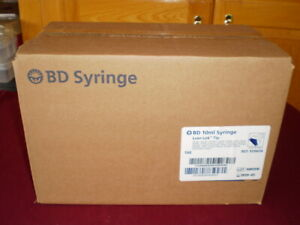 Bd 10ml Syringe Luer lok Tip Box Of 200 5168613