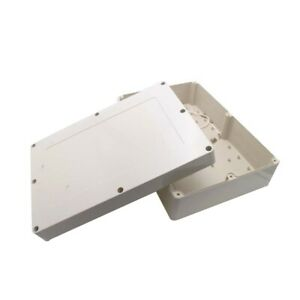 M1 380x260x120mm Small Waterproof Junction Box Outdoor Electrical Wiring Case
