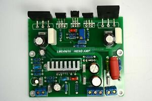 Lme49810 Mono 8ohm Audio Amplifier Amp Board 100w 8r Finished
