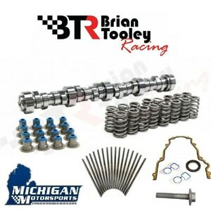 Brian Tooly Btr Truck Stage 2 Cam Beehive Springs Pushrods Gaskets 4 8 5 3 6 0