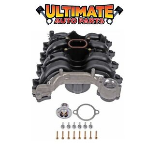 Intake Manifold W gaskets And Hardware 4 6l For 2002 to 3 4 02 Ford Explorer