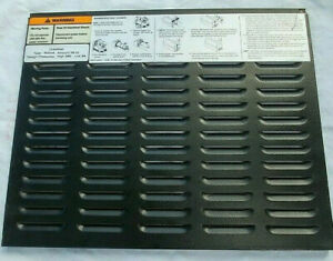 Bunn Ultra 2 Left Side Panel Assembly Good Condition