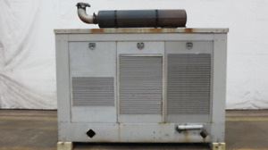 Kohler 150rzd 135 Kw Natural Gas Generator 546 Hrs Year 2002 Csdg 2525