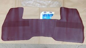 Nos 1966 Ford Galaxie Front Rubber Floor Mat Original Accessory