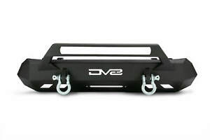 Dv8 Offroad Front Bumper For 16 21 Tacoma Center Only Winch Capable