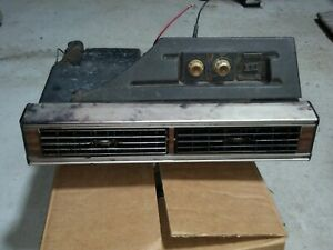 Vintage Climatic Air Under Dash A c Evaporator 1960 s Ford Lincoln Mercury Works
