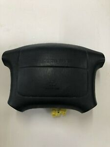 Toyota Supra Mk3 1990 92 Drivers Air Bag Oem Ma70 7mge 7mgte Used Black 001