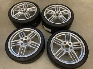 Porsche Cayenne S Wheels Tires Rims 18 Inch