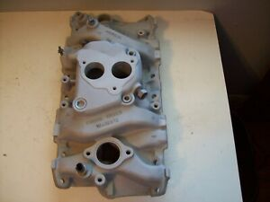 Tbi Intake In Stock, Ready To Ship   WV Classic Car Parts