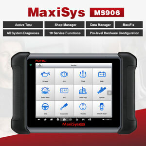 Autel Maxisys Ms906 Mk808 Ap200 Obd2 Ii Scanner Full Systems Active Test Us Ship