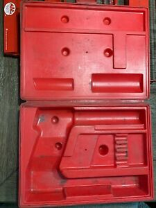 Snap On Air Hammer Case Case Only Read Description