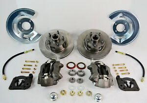 1964 1965 1966 1967 Ford Falcon Front Disc Brake Kit New