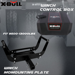 X Bull Winch Solenoid Relay 12v 500a Wireless Winch Remote Control 12 Volt