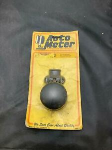 Vintage Nos 2 5 8 Quality Auto Meter Gauge Mounting Cup 2406 3 Chevy Ford