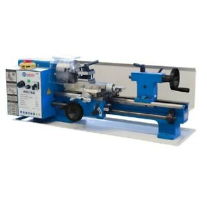 Weiss Variable Speed 7 X 14 Benchtop Brushless Mini Metal Lathe