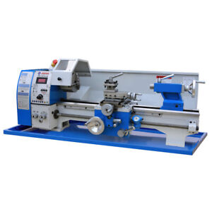 Weiss Variable Speed 10 X 30 Benchtop Brushless Metal Lathe Digital