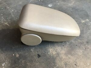 2000 2007 Ford Focus Center Console Arm Rest Lid Cover Beige